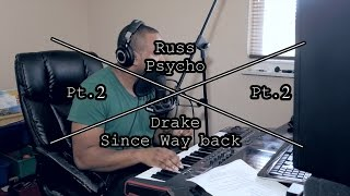"""Russ """"Psycho pt.2"""" 