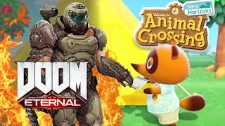 Animal Crossing And Doom Are Here To Save Us - Inside Gaming Daily