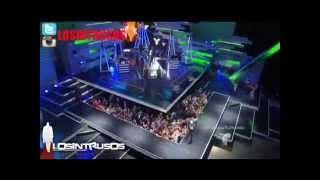 YANDEL-Plakito Remix en Premios Tu Mundo 2014