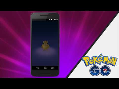 Pokémon GO - Ditto has been discovered!