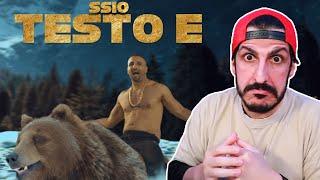 Producer REAGIERT Auf SSIO   TESTO E (Official Video)