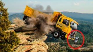 Increibles Accidentes de Camiones