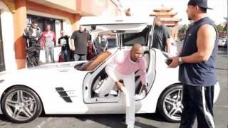 Floyd Mayweather $100,000 donation at his gym Las Vegas Videographer