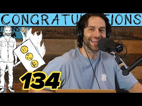 Lownd and Clear (134)   Congratulations Podcast with Chris D'Elia