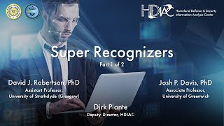 U.S. Defence HDIAC Super-recogniser Podcast Part 1/2
