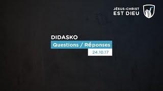 VIDÉO - Comment savoir si on est un enfant de Dieu ? (Shora Kuetu)