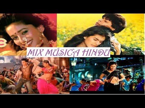 MIX MUSICA INDU- MIX LA MAGIA DE BOLLYWOOD- reynas de bollywood full hd