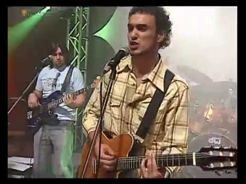 Abel Pintos video Huracán - Escenario Alternativo 2005