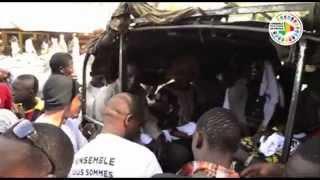 preview picture of video 'Opération de sensibilisation dans les SOTRAMA - Samedi 7 juin à Bamako - République du Mali'