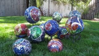 Creative Garden Balls