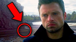 """FALCON AND WINTER SOLDIER EPISODE 5 BREAKDOWN! Easter Eggs & Details You Missed! (""""Truth"""")"""