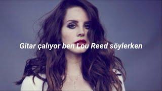 Pretty When You Cry | Shades Of Cool | Ultraviolence | Brooklyn Baby Lana Del Rey · Türkçe çeviri