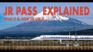 Japan Rail Pass explained