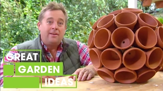 Make Your Own DIY Terracotta Garden Art | Indoor | Great Home Ideas