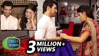 Shivanya Teaches Ritik How To Wear Dhoti   Naagin   Fun Video   Colors