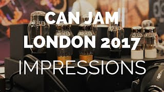 Can Jam London 2017: Brief Impressions