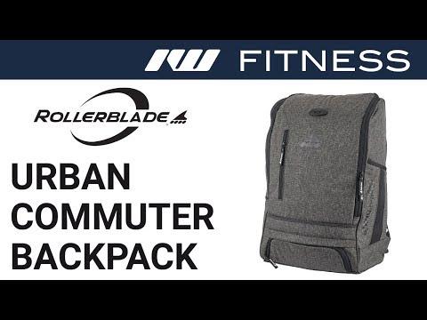 Rollerblade Commuter Urban Backpack