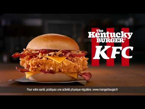 Musique pub KFC Kentucky burger : c'est comme un burger au boeuf, mais avec du poulet    juillet 2021