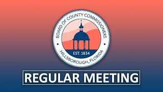 Board of County Commissioners: Regular Meeting - 02.03.21
