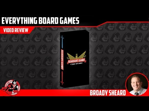 Everything Board Games Guardian's Gambit Review