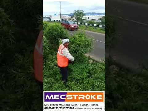 Mecstroke Heavy Duty Hand Driven Petrol Hedge Trimmer