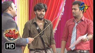 Sudigaali Sudheer Performance   Extra Jabardasth   1st June 2018   ETV Telugu