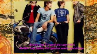 Drive Away By The All American Rejects