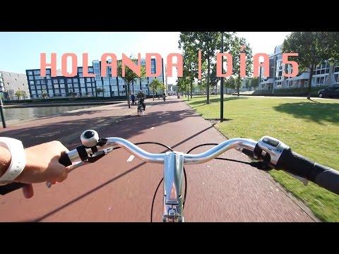 HOLANDA | DÍA 5 - PASEANDO EN BICI