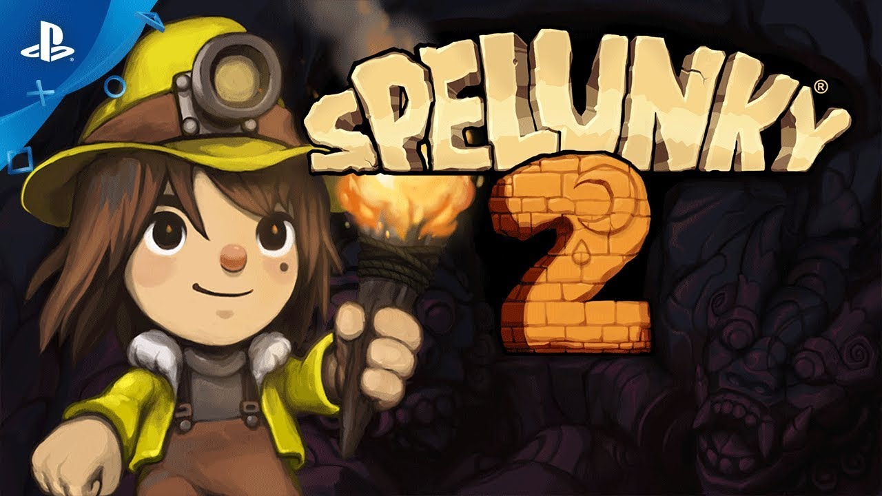 First Look: Spelunky 2 Gameplay, Mossmouth Interview