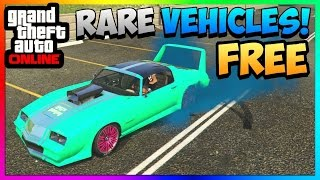 """GTA 5 Online: STORE RARE CARS FOR FREE! - NEW """"Phoenix"""" Spawn Location! PS3/PS4/Xbox/PC 1.43/1.27"""