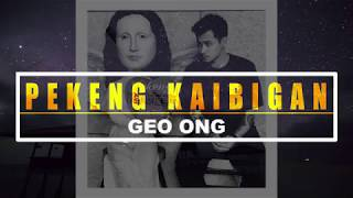 Geo Ong - Pekeng Kaibigan (Official Audio)