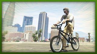 GTA 5 Stunts: Crazy BMX Stunts! - Episode 19 - (GTA V Stunt Challenge)