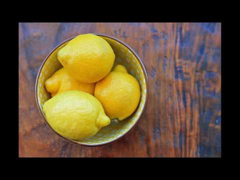 Homemade Sugar and Lemon  Mask To Remove Upper Lip Hair Directions To Use