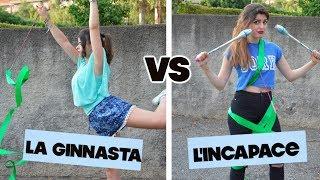 LA GINNASTA E L'INCAPACE #5 - CLAVETTE E NASTRO | Double C Blog