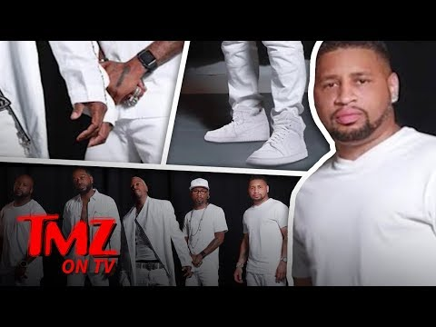 [TMZ] Dru Hill's Smoke E  Digglera Breaks Down Sneaker Photoshop Fail