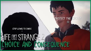Choice and Consequence in Life is Strange