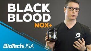 Ismerd meg Black Blood Nox+ -t -BioTechUSA