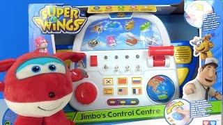 Harika Kanatlar Jett Peluş ve Jimbo'nun Kontrol Merkezi kutu açılımı ve oyuncak tanıtımı yapıyoruz.