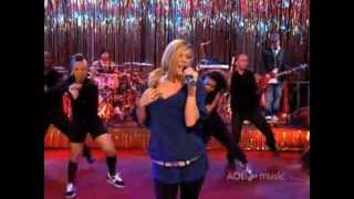 Fergie - Fergalicious ft. will.i.am - AOL Sessions