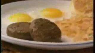 Jimmy Dean Sausage Commercial from 1994