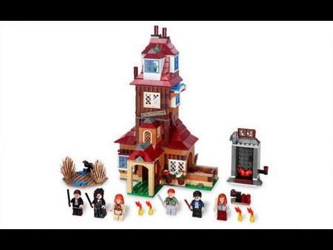 Vidéo LEGO Harry Potter 4840 : Le Terrier