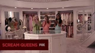 SCREAM QUEENS SCENE - Meet The Chanels
