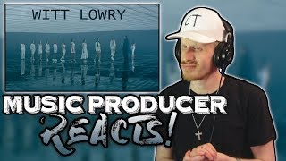 Music Producer Reacts To Witt Lowry   HURT (feat. Deion Reverie)