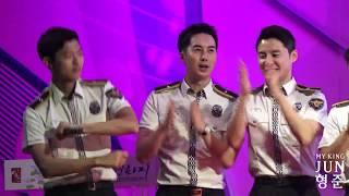 180831 김형준 KimHyungJun 경기남부경찰홍보단 촛불하나 경찰청인권영화제