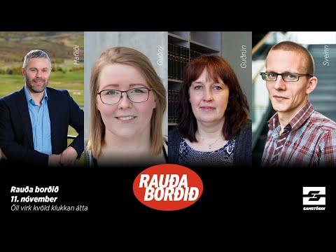 Rauða borðið: Landbúnaður til framtíðar