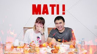 Video LEARNING HOW TO EAT SPICY FOOD  (FEAT RIA SW) MP3, 3GP, MP4, WEBM, AVI, FLV September 2019