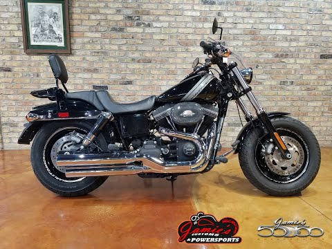2014 Harley-Davidson Dyna® Fat Bob® in Big Bend, Wisconsin - Video 1
