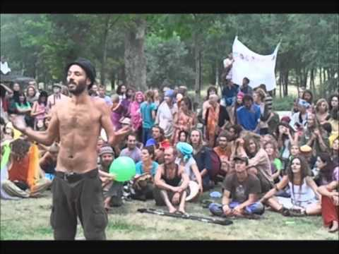 Hippie Rainbow Salto 2011 Part 3/3