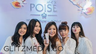 Introducing of Poise Luminous White and the Launch of 1000 Faces Challenge