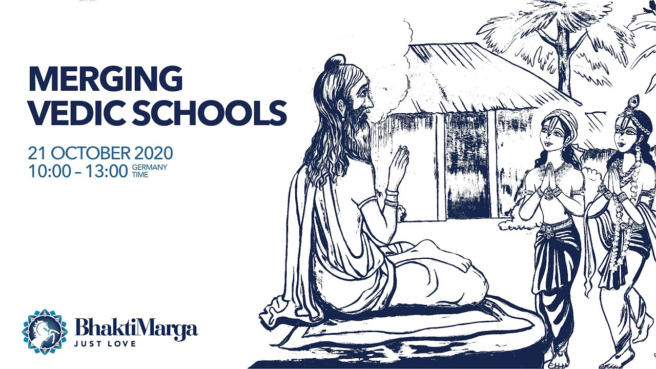 Merging Vedic Schools: Bringing together Vedic schools of thought